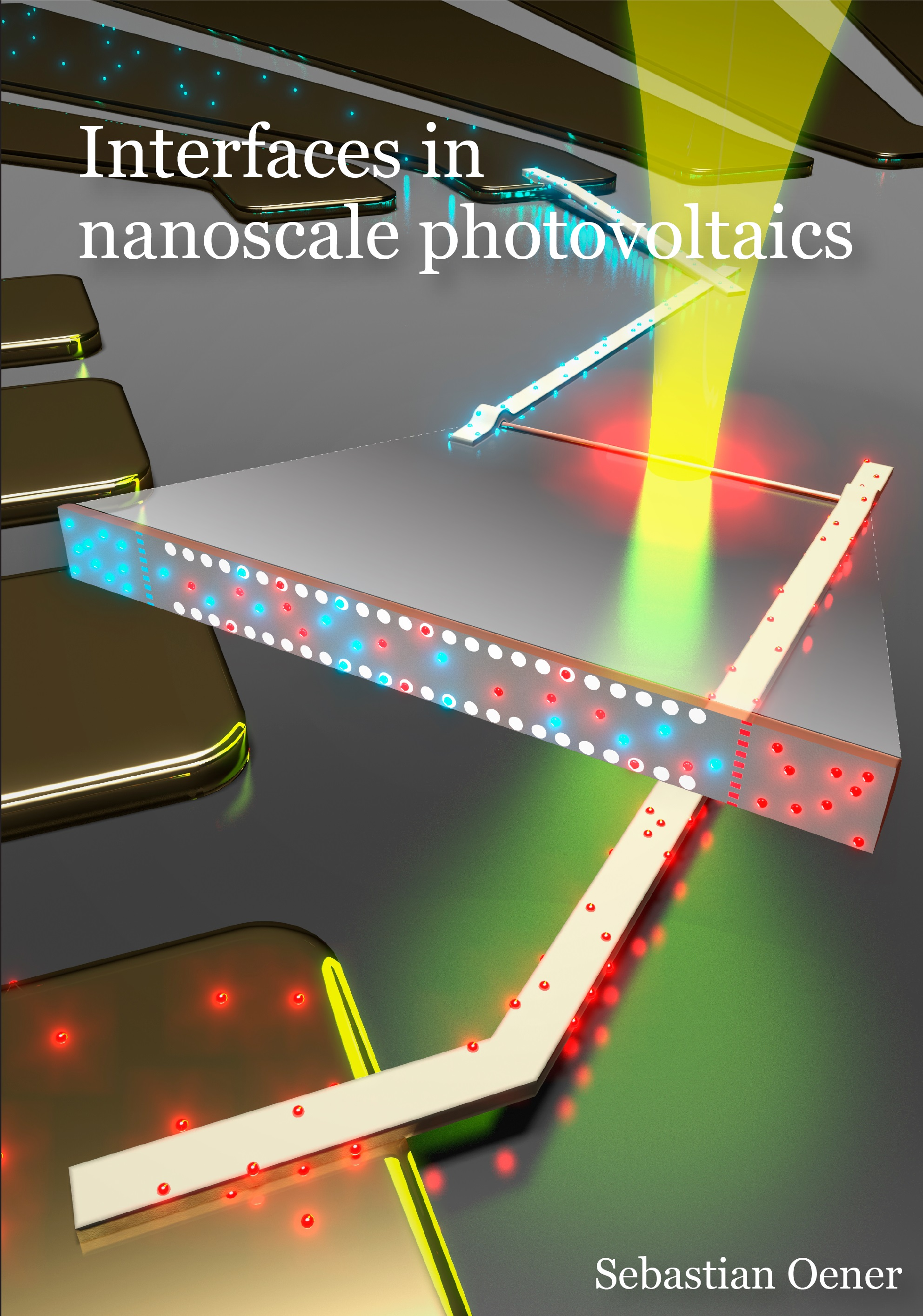 Interfaces in nanoscale photovoltaics