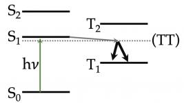 scheme of singlet fission